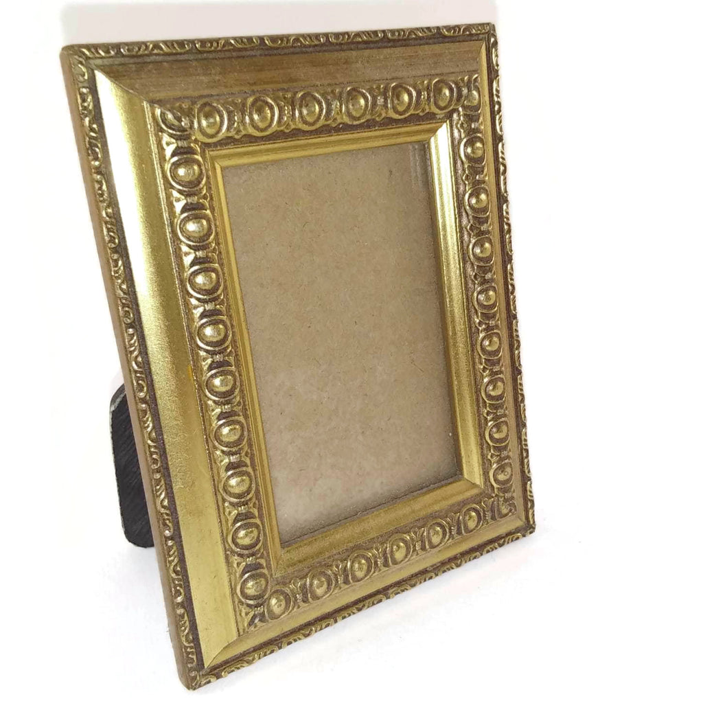 "Picture Frame 1.25"" x 2.25"" Rectangle Antique Table Top"
