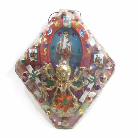 """Oración de la herradura""  ""Horseshoe Prayer"" House Amulet"