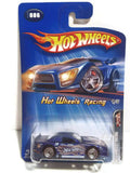 Hot wheels : 2006 First Edition : Hot Wheels Racing - 1 Of 5. Blue