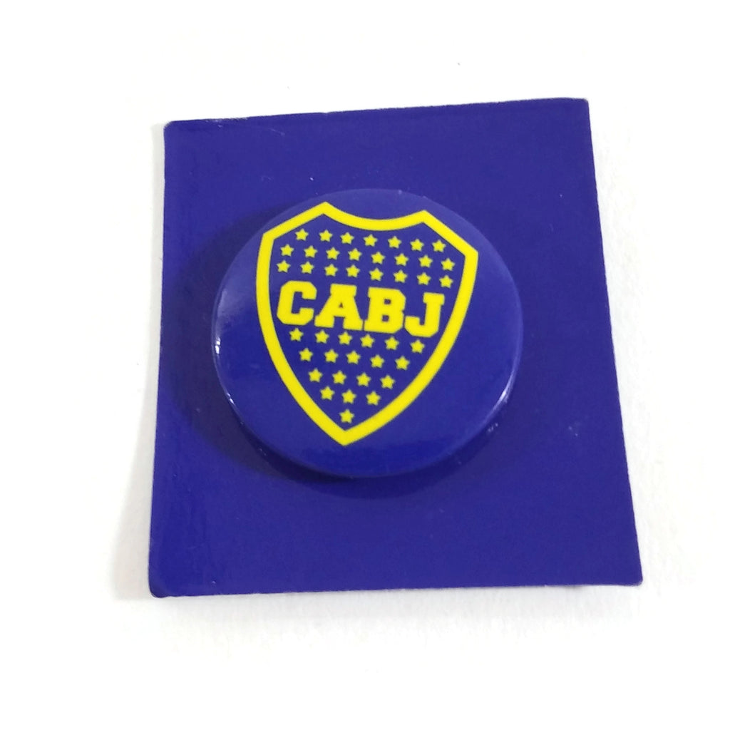 Boca Juniors CABJ Pin Argentina Soccer Football Club Team Brooch