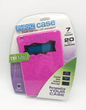 Phraz Case Compatible iPad Mini Scrolling LED Lights Flashing Messages Pink