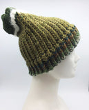 Autumn/Winter Hat, Unisex , Handmade Knitting Wool