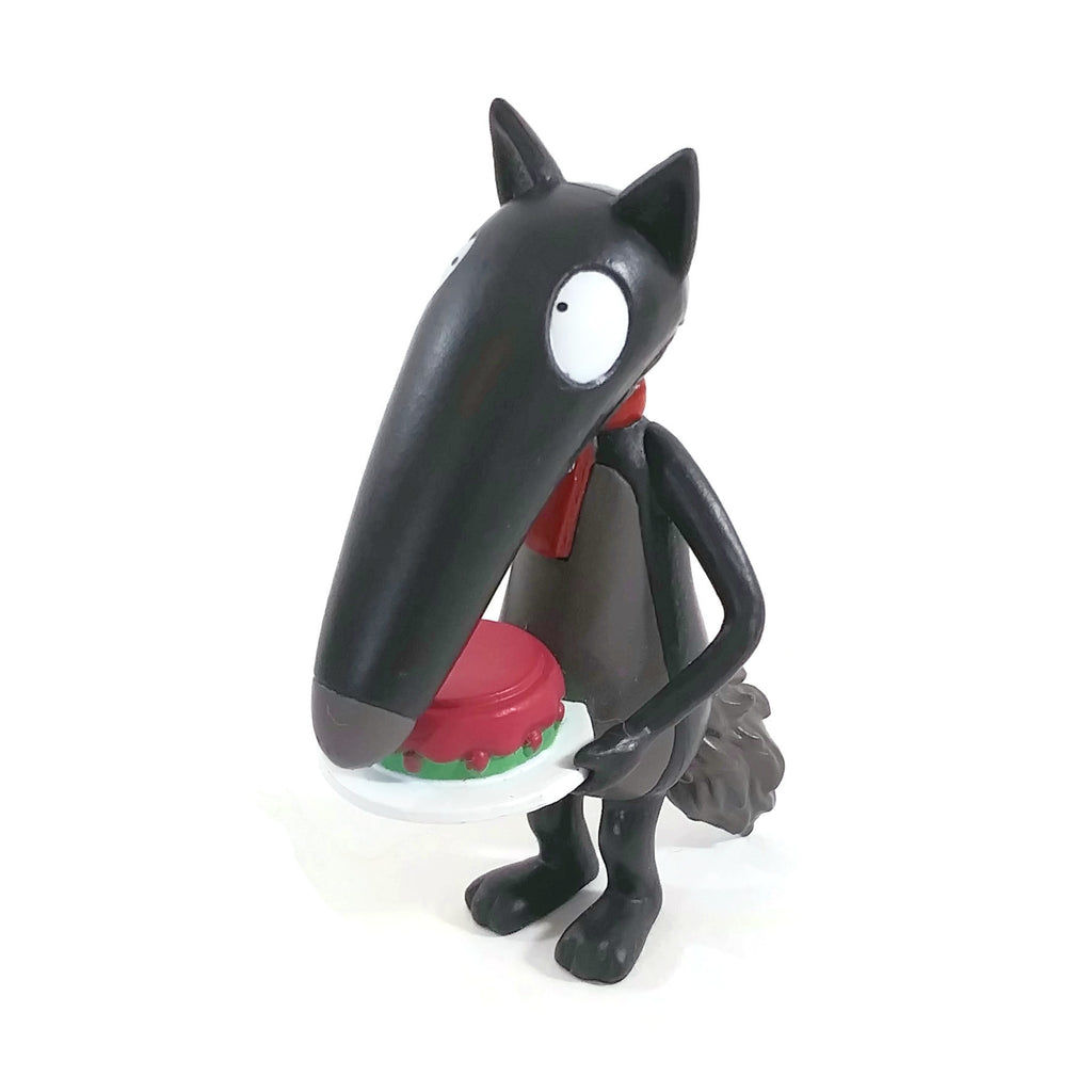 FIGURINES LOUP ET LOUVE - SPECIAL ANNIVERSAIRE The adventures of LOUP