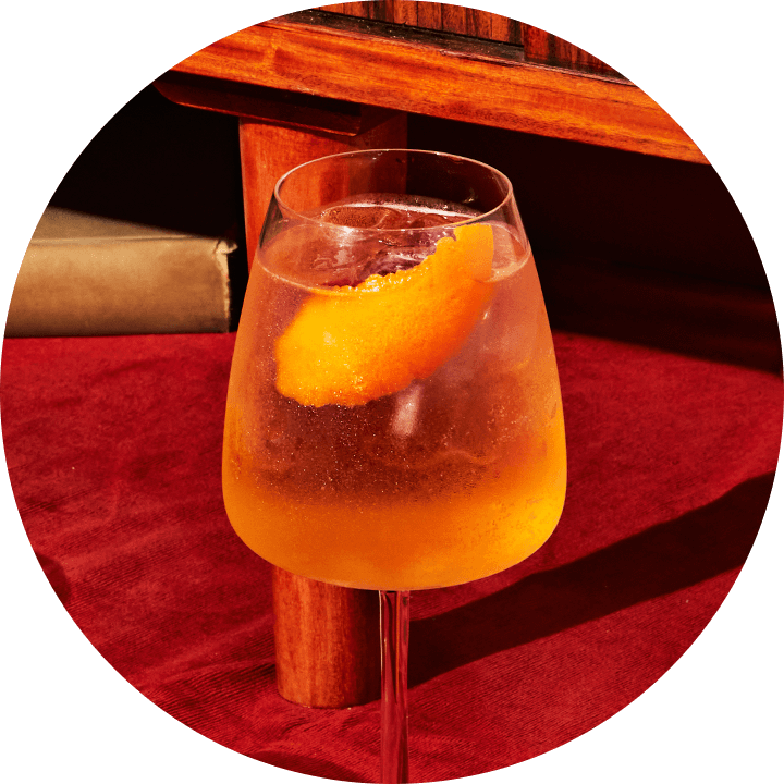 The Spiced Spritz
