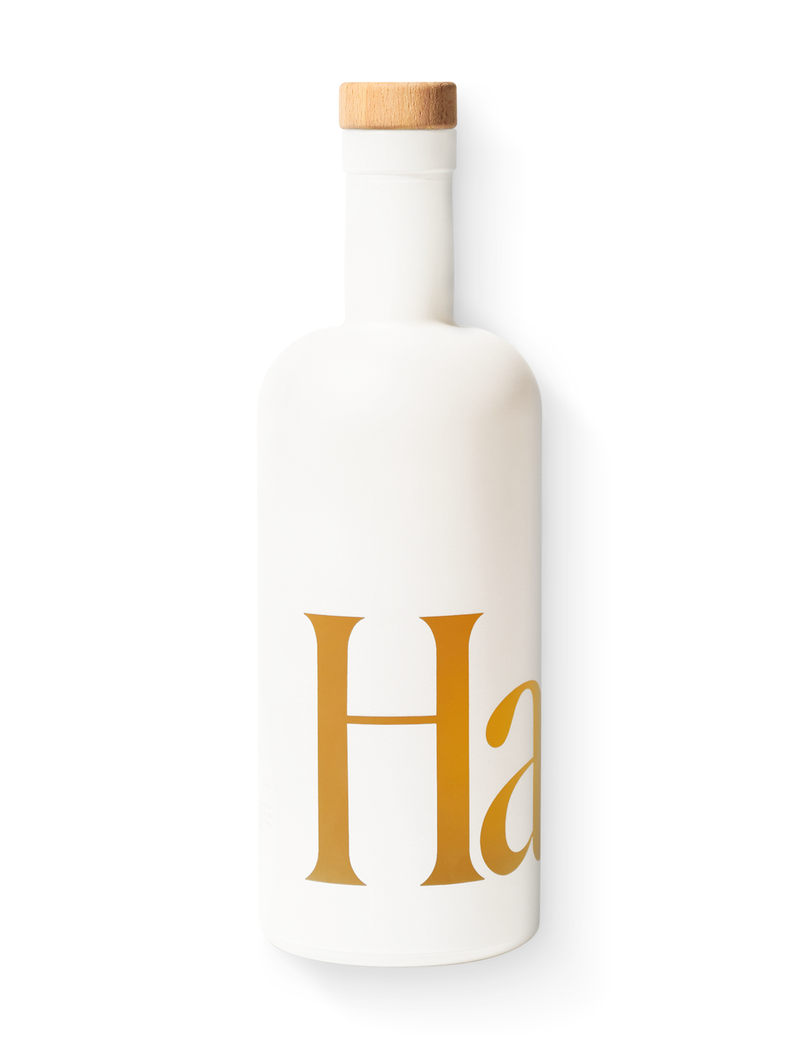 Haus x Marlow Collective bottle