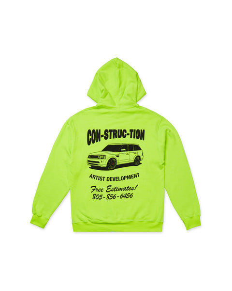 CON-STRUC-TION Rover Hoodie