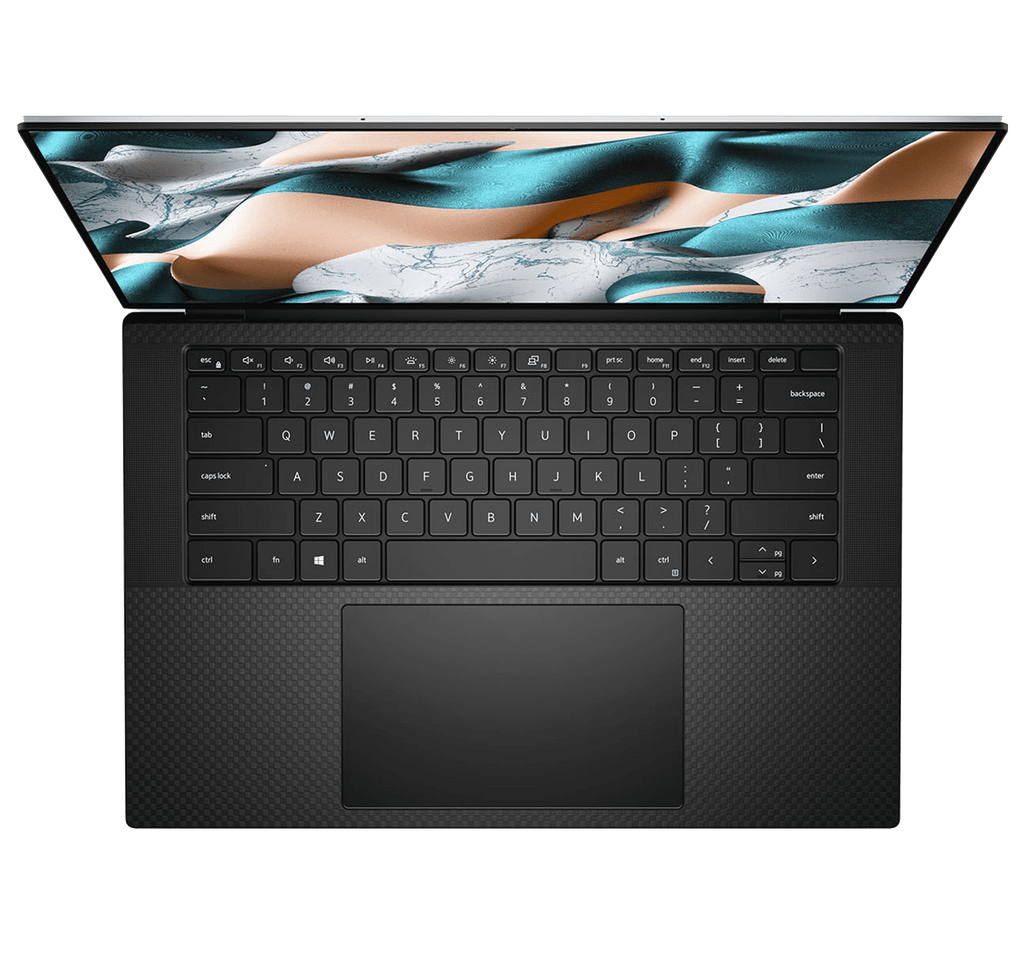 Ultrabook Dell XPS 15 9500 FHD+ i9-10885H 16GB Ram Nvidia GTX 1650Ti 4GB 1TB SSD Windows 10 Pro