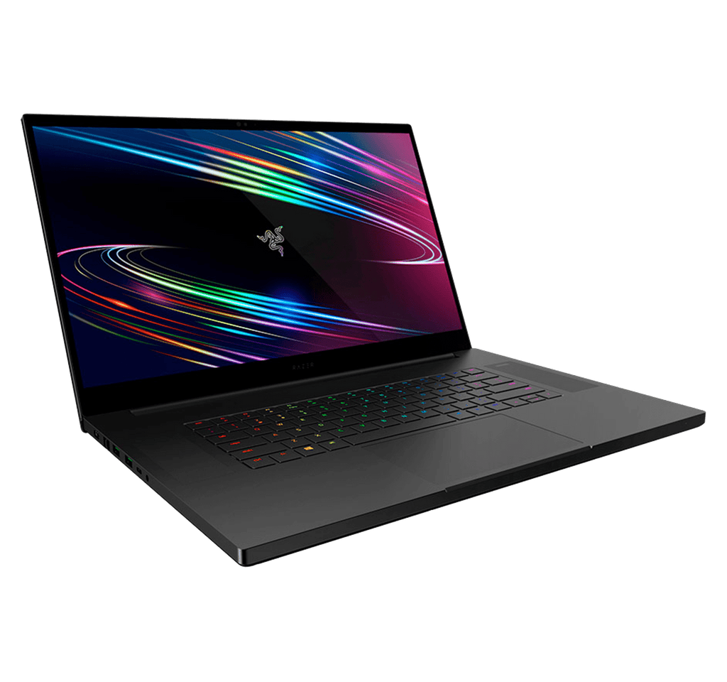 Laptop Gaming New Razer Blade Pro 17 FHD 300Hz i7-10875H 8-Core 16GB Nvidia RTX 2080 SUPER 512GB SSD