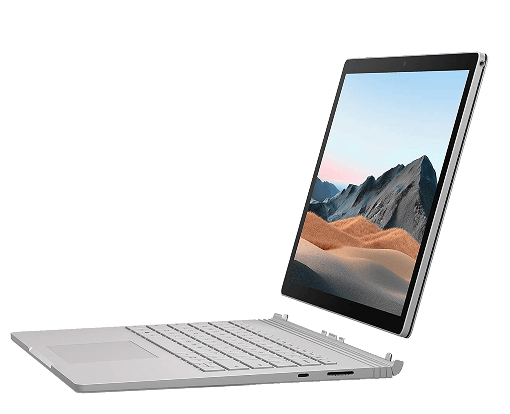 "Laptop 2 in 1 Microsoft Surface Book 3 13.5"" i7-1065G7 32GB Ram Nvidia GTX 1650 512GB SSD"