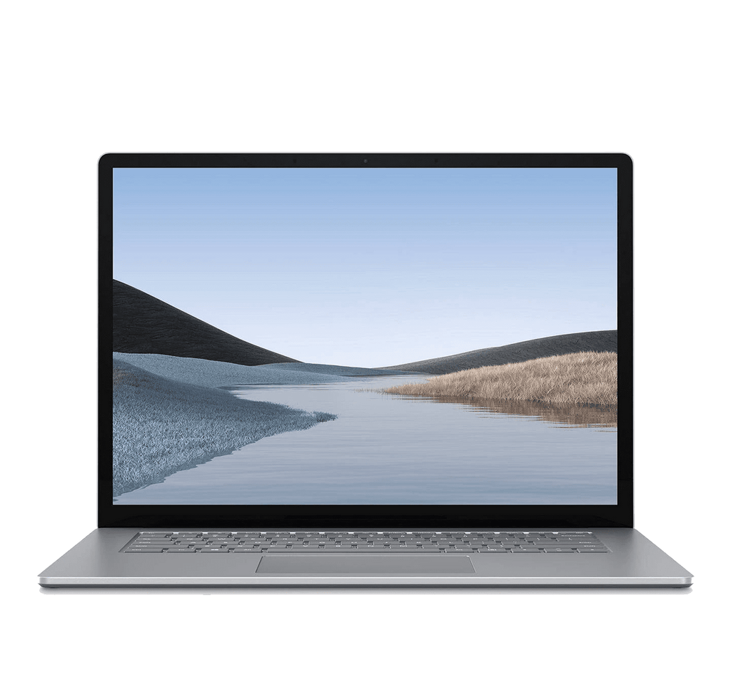 "Microsoft Surface Laptop 3 15"" Touch AMD Ryzen 7 3780U 16GB RAM 512GB SSD Windows 10 Home Platinum"