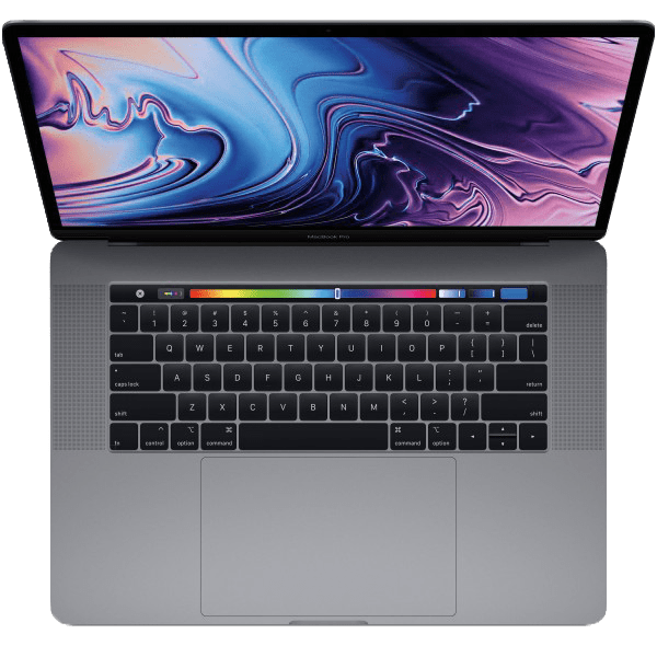 Apple MacBook Pro 15 Retina Touch Bar 2019 i9 8C 9th gen 2.4GHz 32GB RAM 1TB SSD Radeon Pro Vega 20