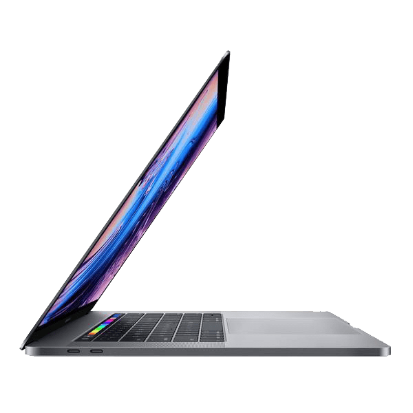 Apple MacBook Pro 15 Retina Touch Bar (2019) Intel i7 6-Core 2.6GHz 16GB RAM 256GB Radeon Pro 555X