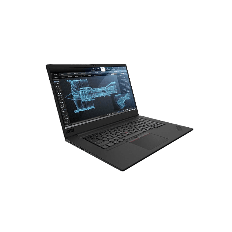 "Lenovo Thinkpad P1 15.6"" UHD Touch Xeon E-2176M 64GB Ram Nvidia Quadro P2000 2TB SSD Windows 10 Pro"