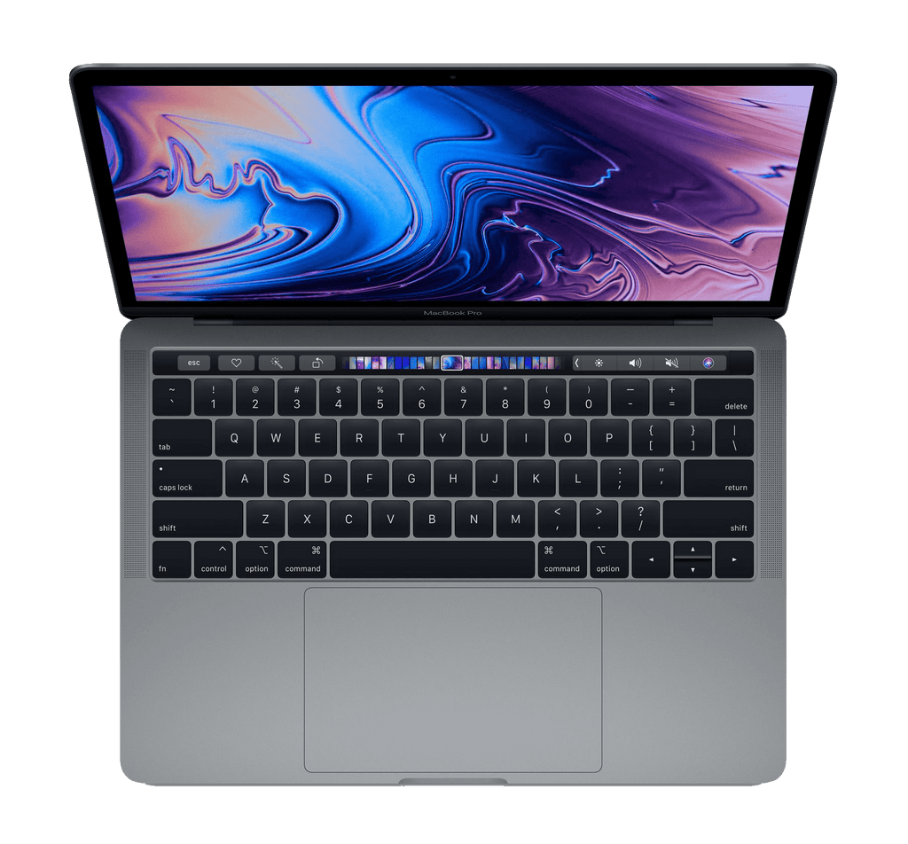 Apple MacBook Pro 13 Retina Touch Bar 2019 Intel i7 2.8GHz 16GB RAM 1TB SSD IRIS Plus 655