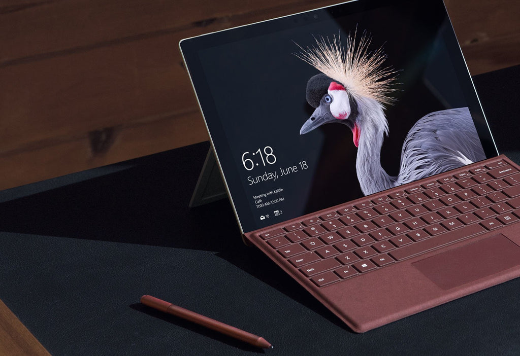 KIT Microsoft Surface Pro 6 (2019) i7-8650U, 16GB, 1TB + Tastatura Surface Signature