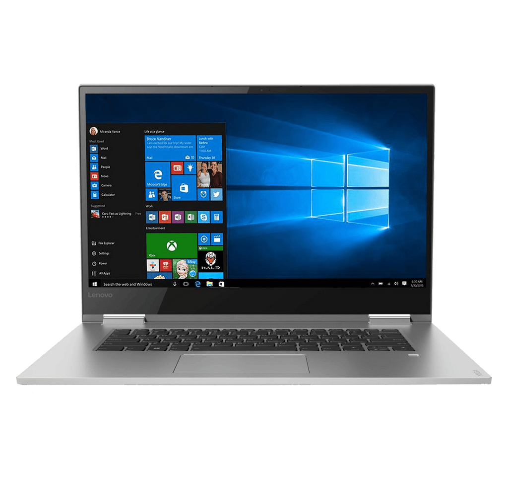 Lenovo YOGA 730-15IKB 2-IN-1 UHD IPS Touch i7-8550U 16GB Nvidia GTX 1050 4GB 1TB SSD Windows 10 FPR