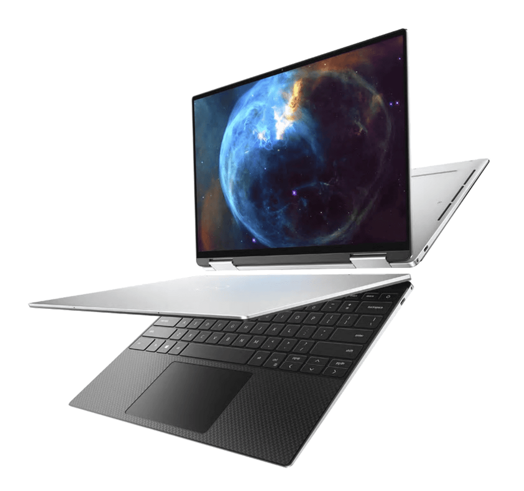 "Dell XPS 13 7390 2-in-1 13.4"" UHD+ Touch 500 nits Core i7-1065G7 32GB 3733Mhz 1TB SSD Windows 10"