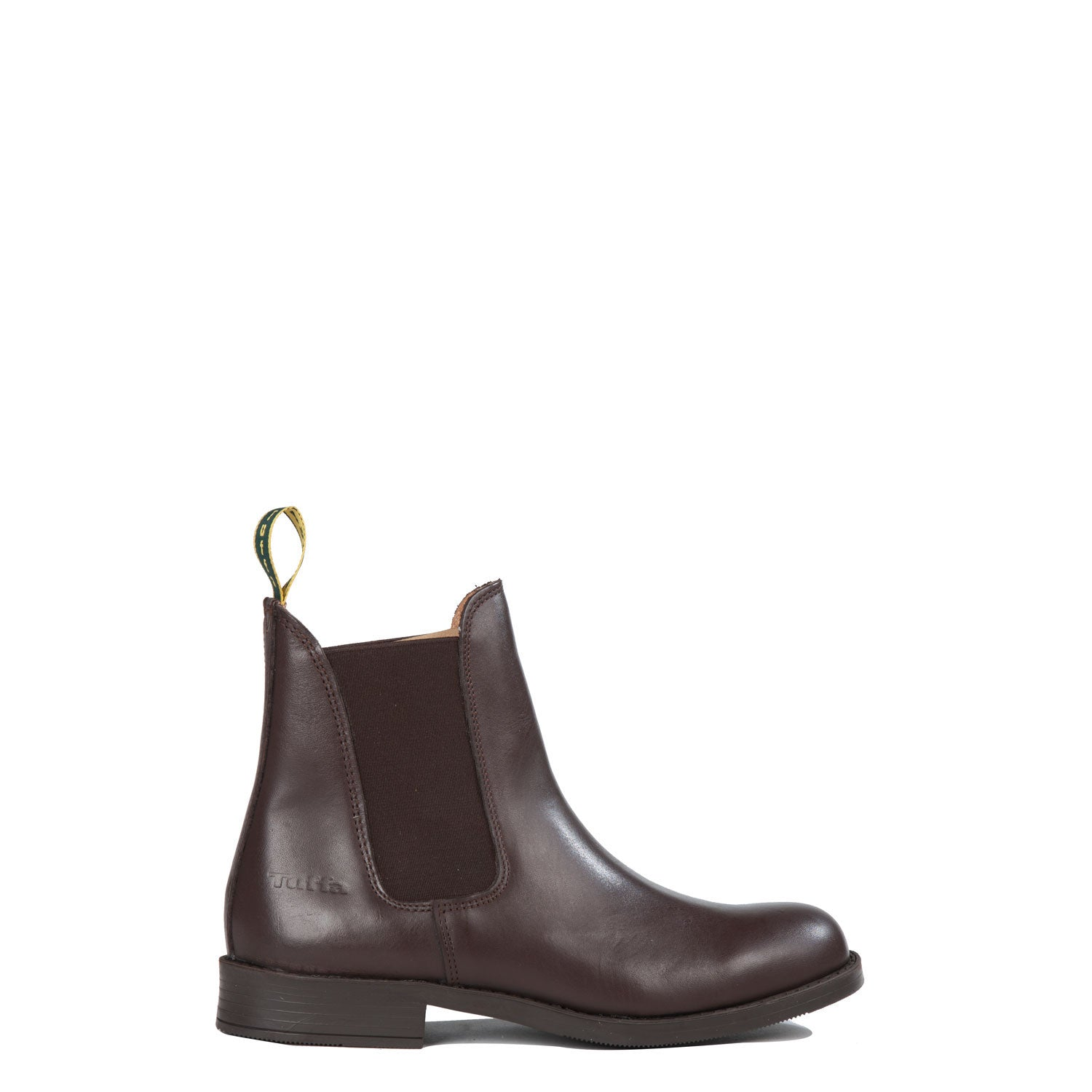 Tuffa Boots/Polo Jodhpur Black/Brown