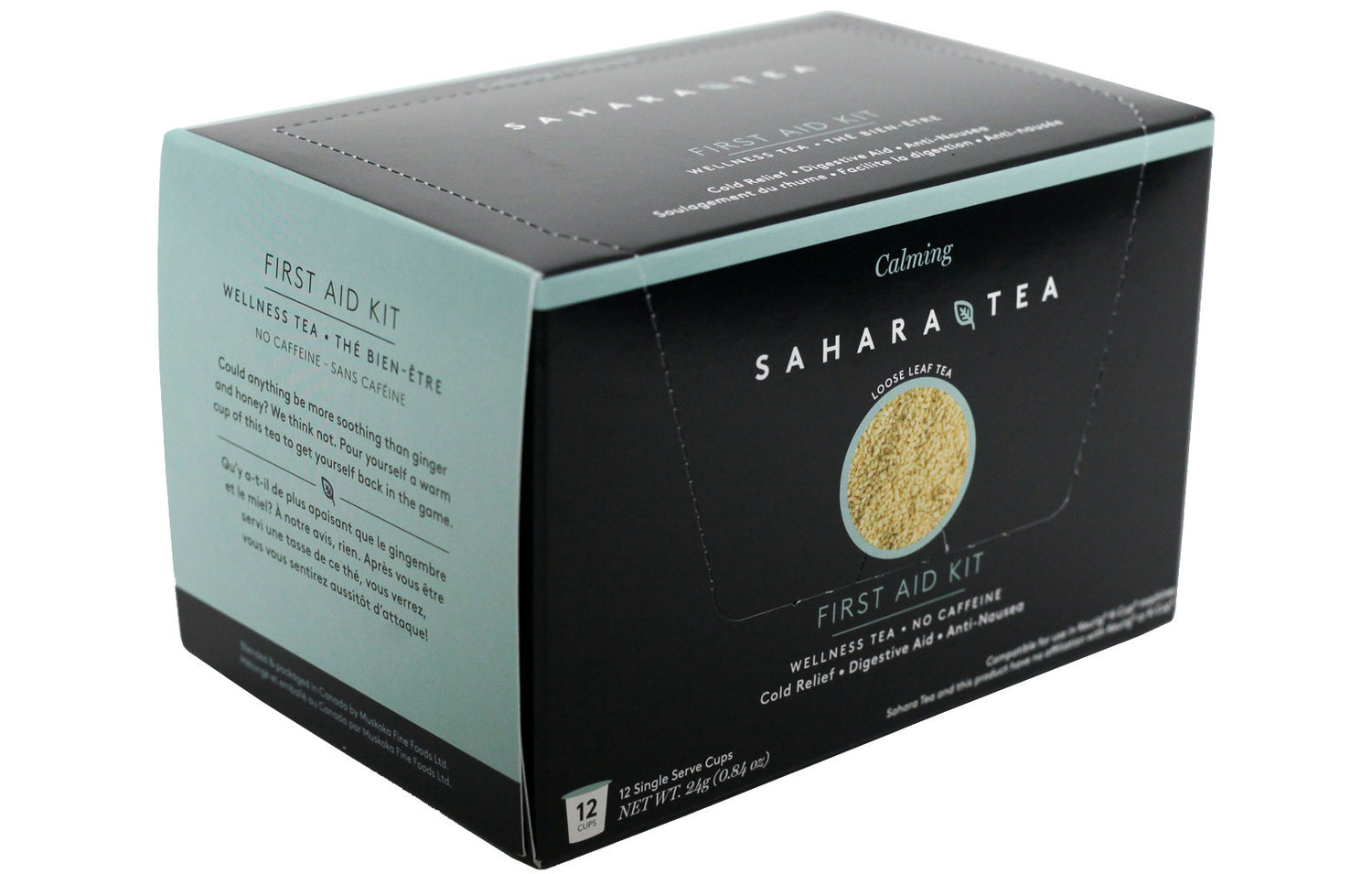Energizing - SAHARA TEA