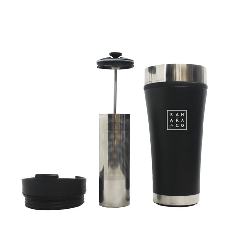 Travelling Infuser