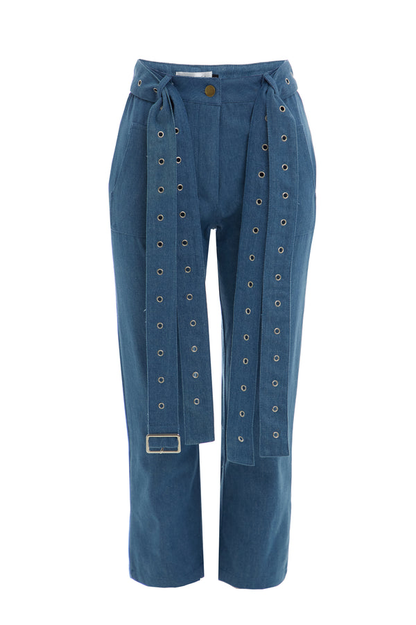 GEMELOS PANTS- DENIM