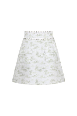 KAOLIN SKIRT