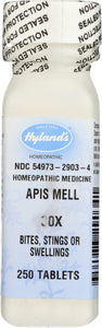 HYLAND: Apis Mell 30X, 250 tablets