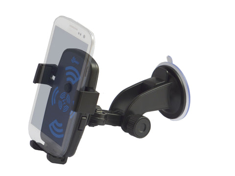 """Dock N Launch"" NFC Car Mount with SparkMarks NFC"