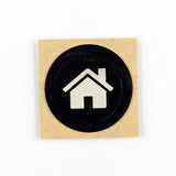NFC Icon Stickers - On-metal NTAG203 - Office - On-metal Sticker