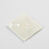 Type 1 Wet Inlay NFC Sticker - Topaz - Square (45mm x 45mm) - 1+