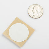 NTAG213 NFC Sticker - Circle (30mm diameter) - 1+