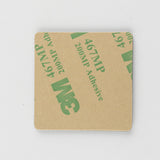 Outdoor Type 2 NFC Sticker - NTAG213 - On-metal - 35mm Square - 1+