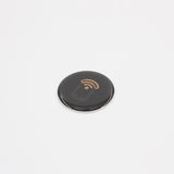 NTAG213 Type 2 NFC Bubble Sticker - Circle 30mm - Epoxy - 1+