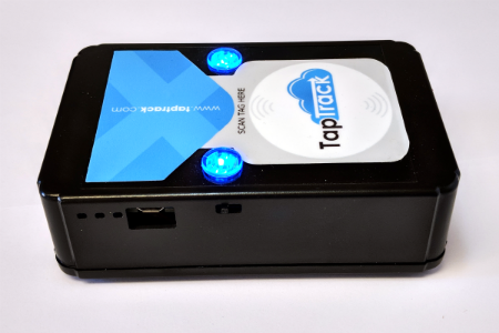 TappyBLE UID-Only NFC Reader