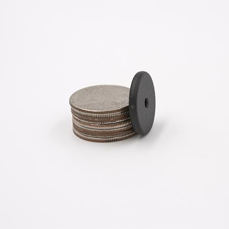 Waterproof (IP68) Token - TI Tag-it HF-I Plus - Circle - 22mm