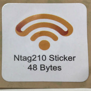 NTAG210 NFC Sticker