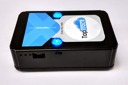 TappyBLE - Wireless All-in-One NFC Reader, Writer, and Emulator