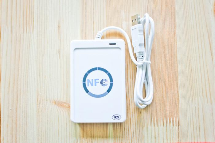 USB NFC Reader / Writer (ACR122U) and FREE Mac Software Link