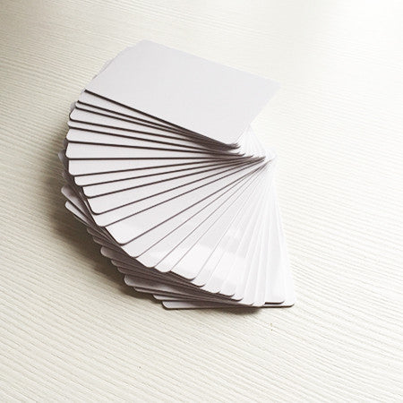 Bulk PVC Cards - NTAG213 - Pack of 100