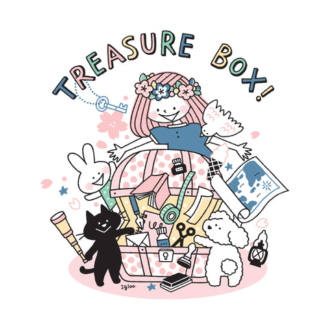2019 Treasure Box Log