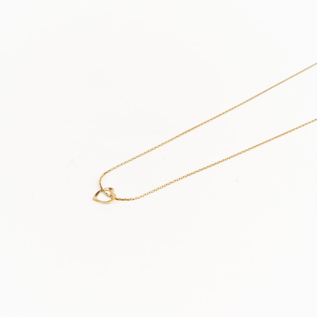 10k Gold Fill Necklace