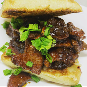 Pepper Steak Sandwich