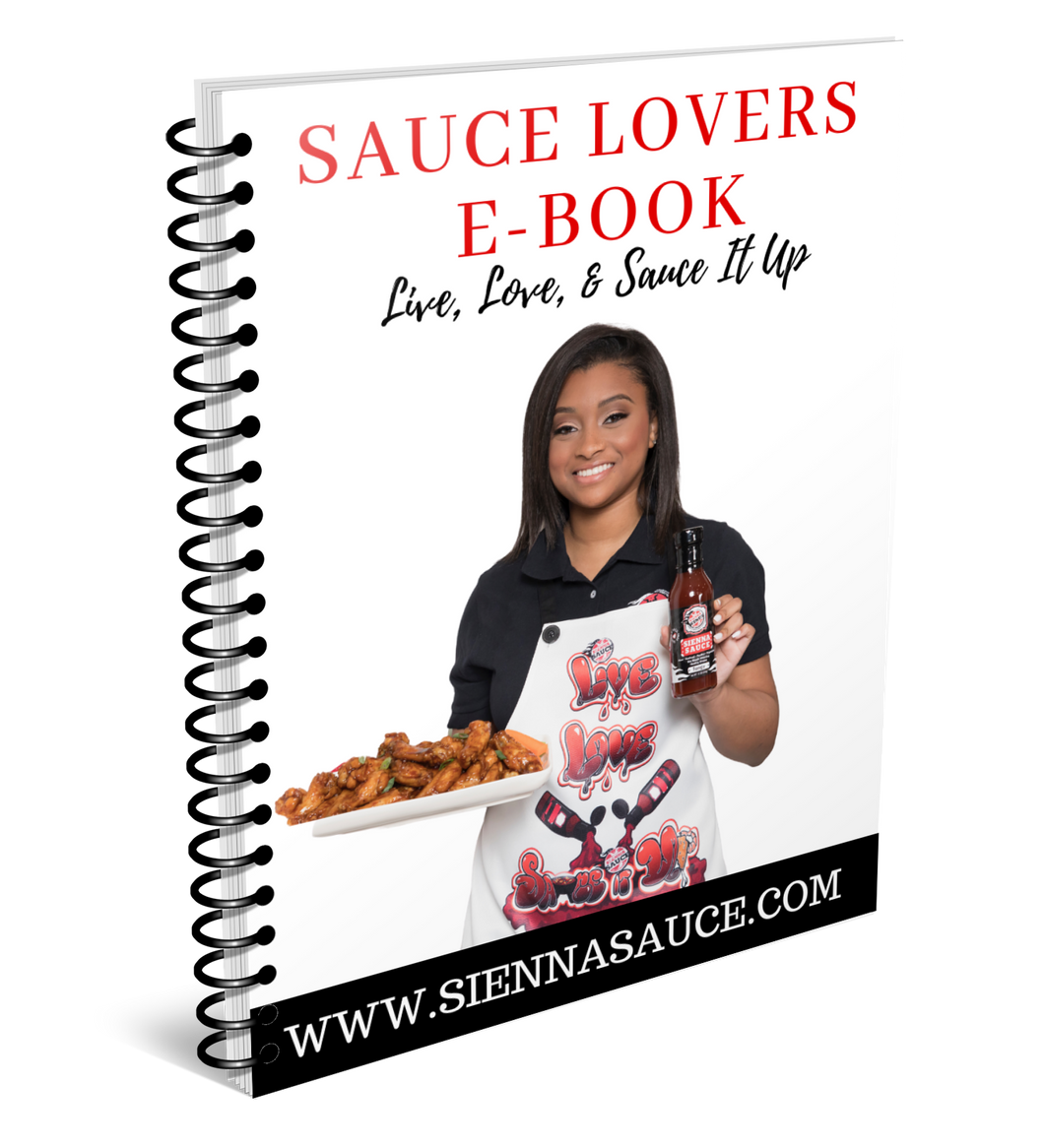 Sauce Lovers E-Book