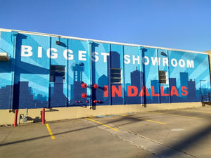 Furniture Stores Dallas to Houston Can't Beat Our Texas Sized Showroom! 36,000+ Sqft!