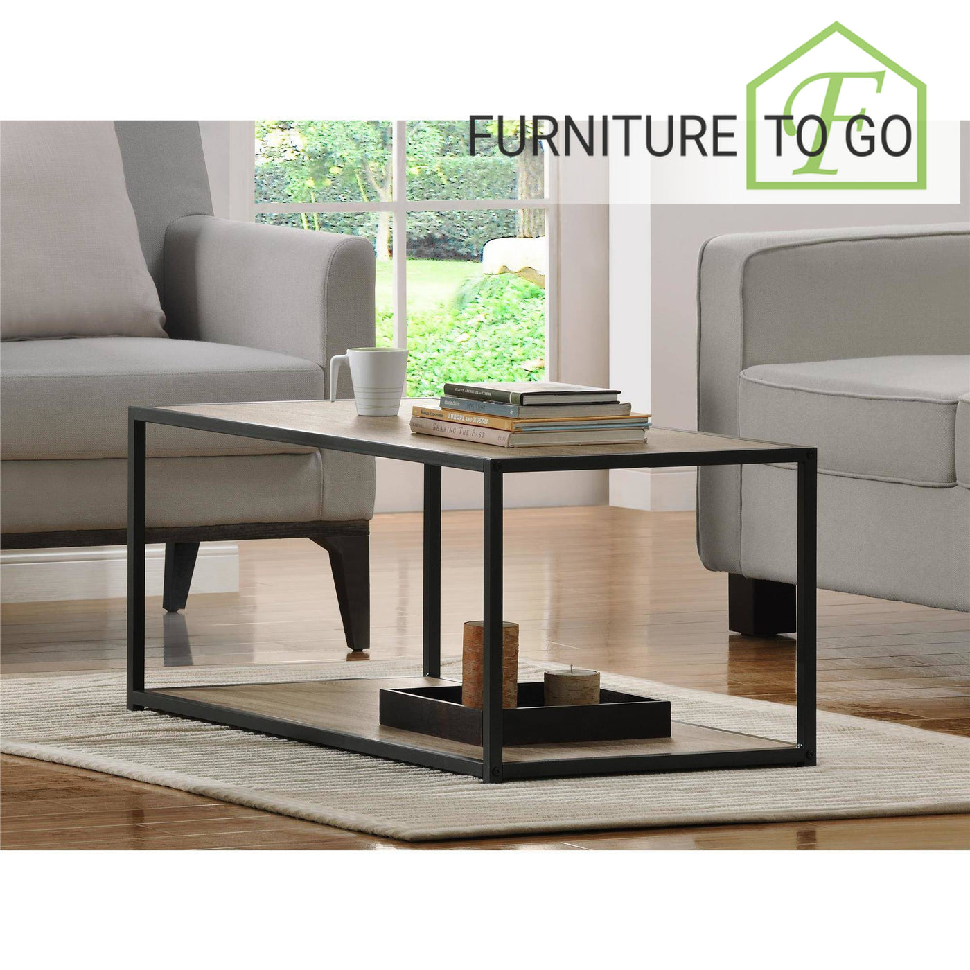 Admirable Clearance Furniture In Dallas 60 00 Grey Oak Canton Coffee Table Pabps2019 Chair Design Images Pabps2019Com