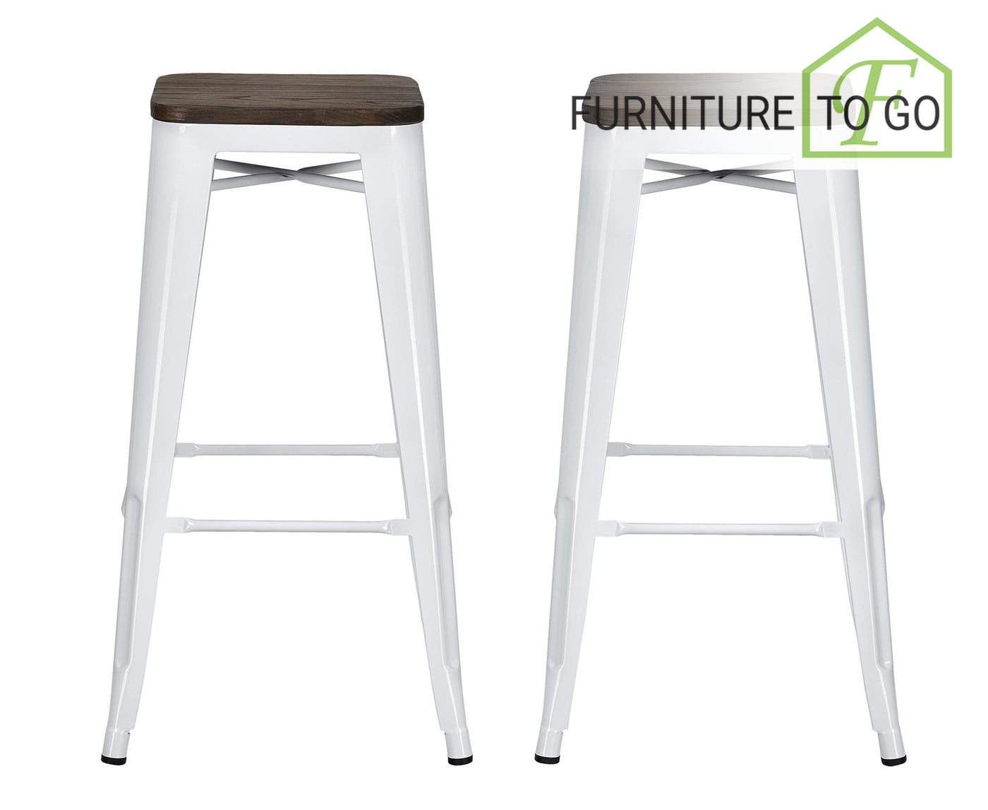 Incredible Clearance Furniture In Dallas 80 00 White Industrial Modern Backless Bar Stools 30 Inches 282 Pack 29 Gmtry Best Dining Table And Chair Ideas Images Gmtryco