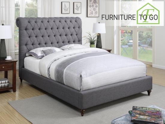 Dallas Furniture Store - Bedroom 300527Q QUEEN BED - Furniture To