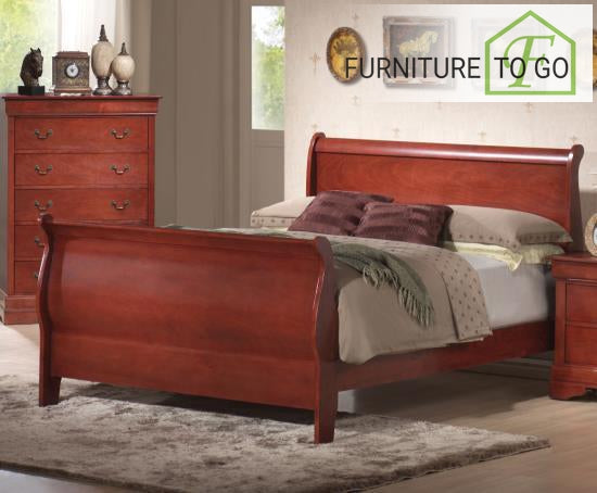 Dallas Furniture Store - Bedroom 3981NKW CAL KING BED MASTER COLLECTIONS