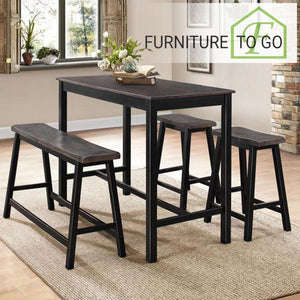 Dallas Furniture Store - Dining Table - Dallas Furniture - Visby Dining Room Collection