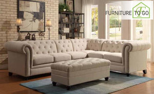 Dallas Furniture Store - Living Room 500222AC ARMLESS CHAIR